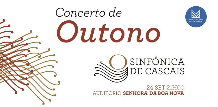 Sinfónica de Cascais | Concerto de Outono