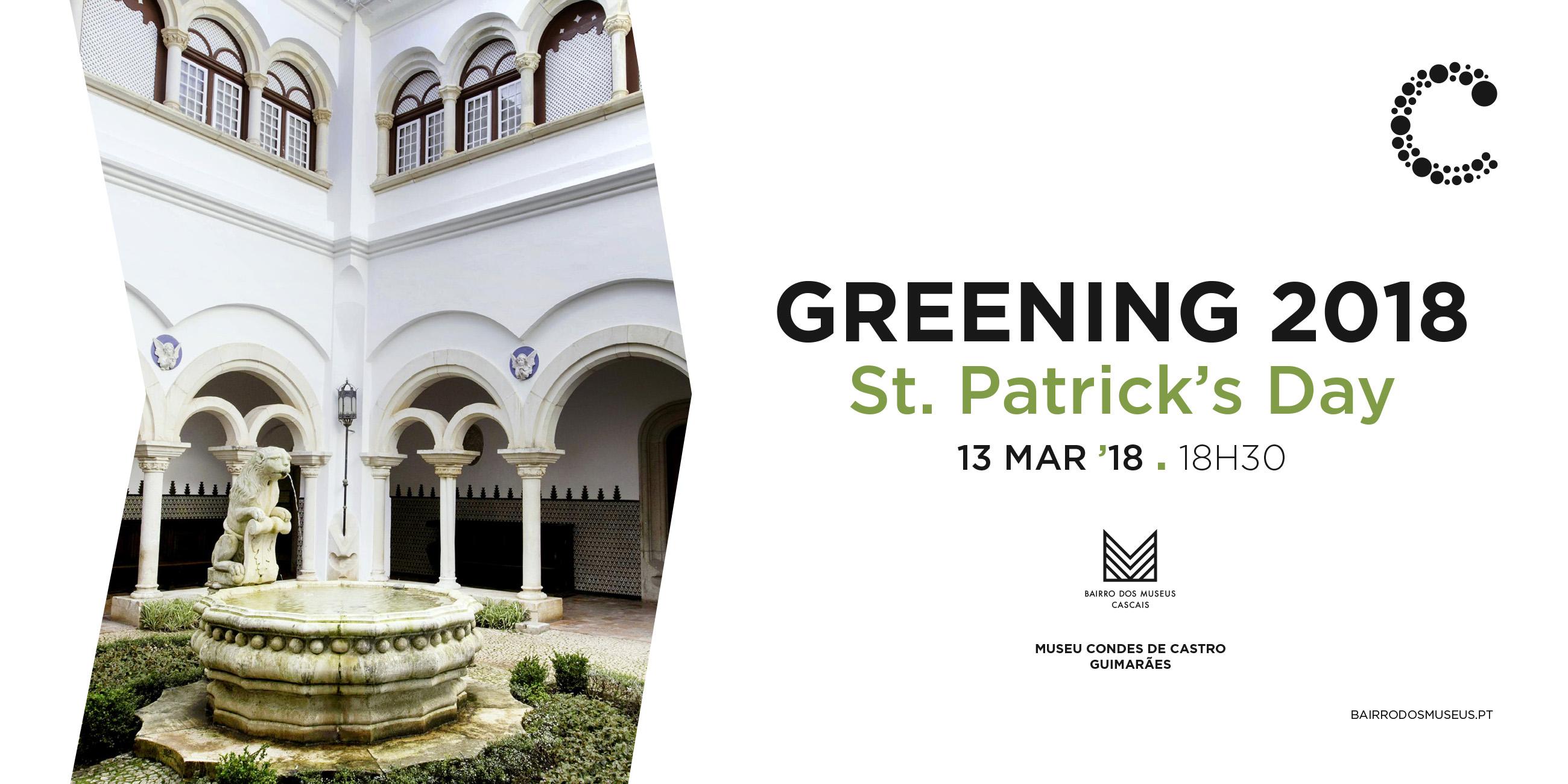 Greening 2018 | St. Patrick's Day