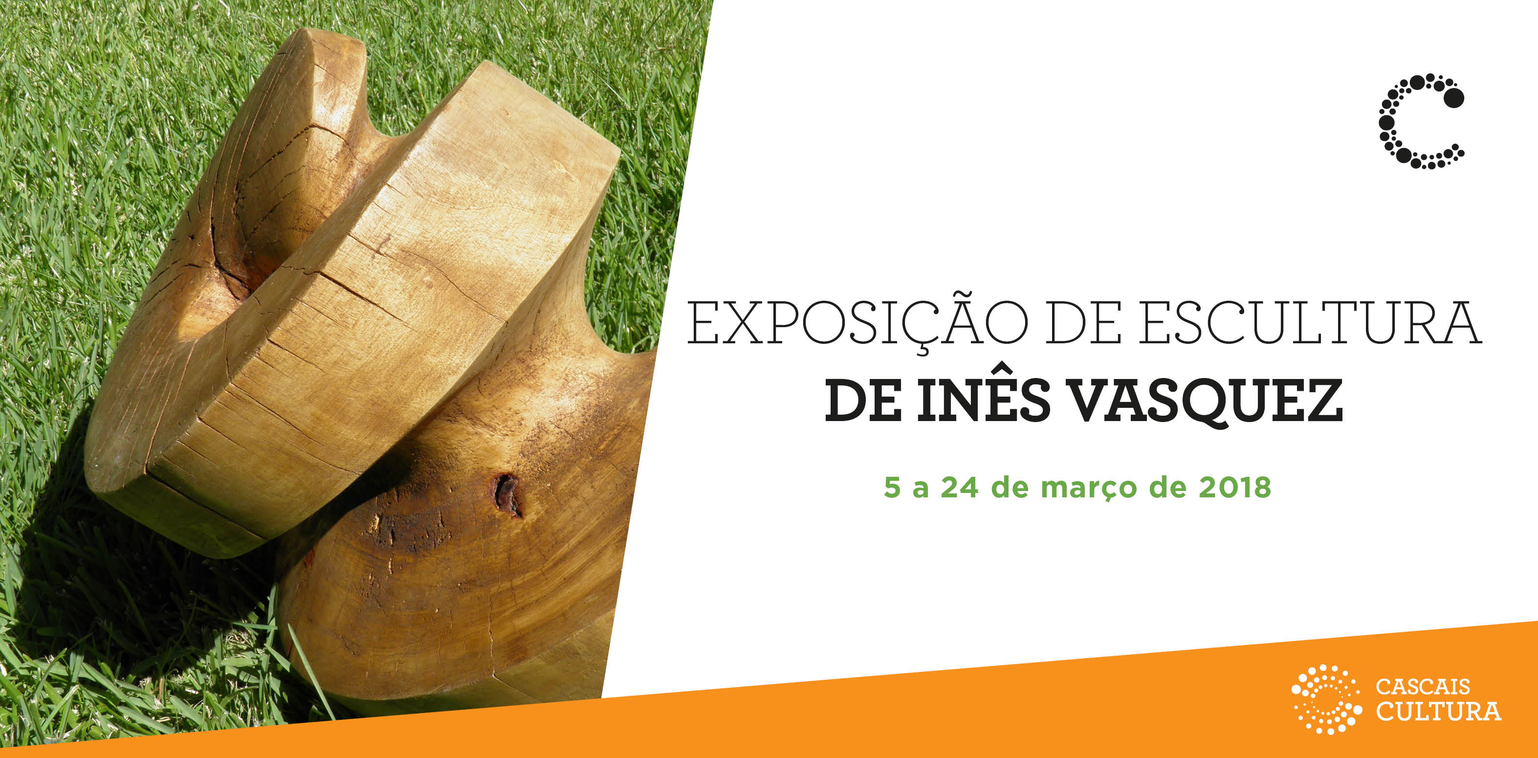 Exposição de escultura de Inês Vasquez