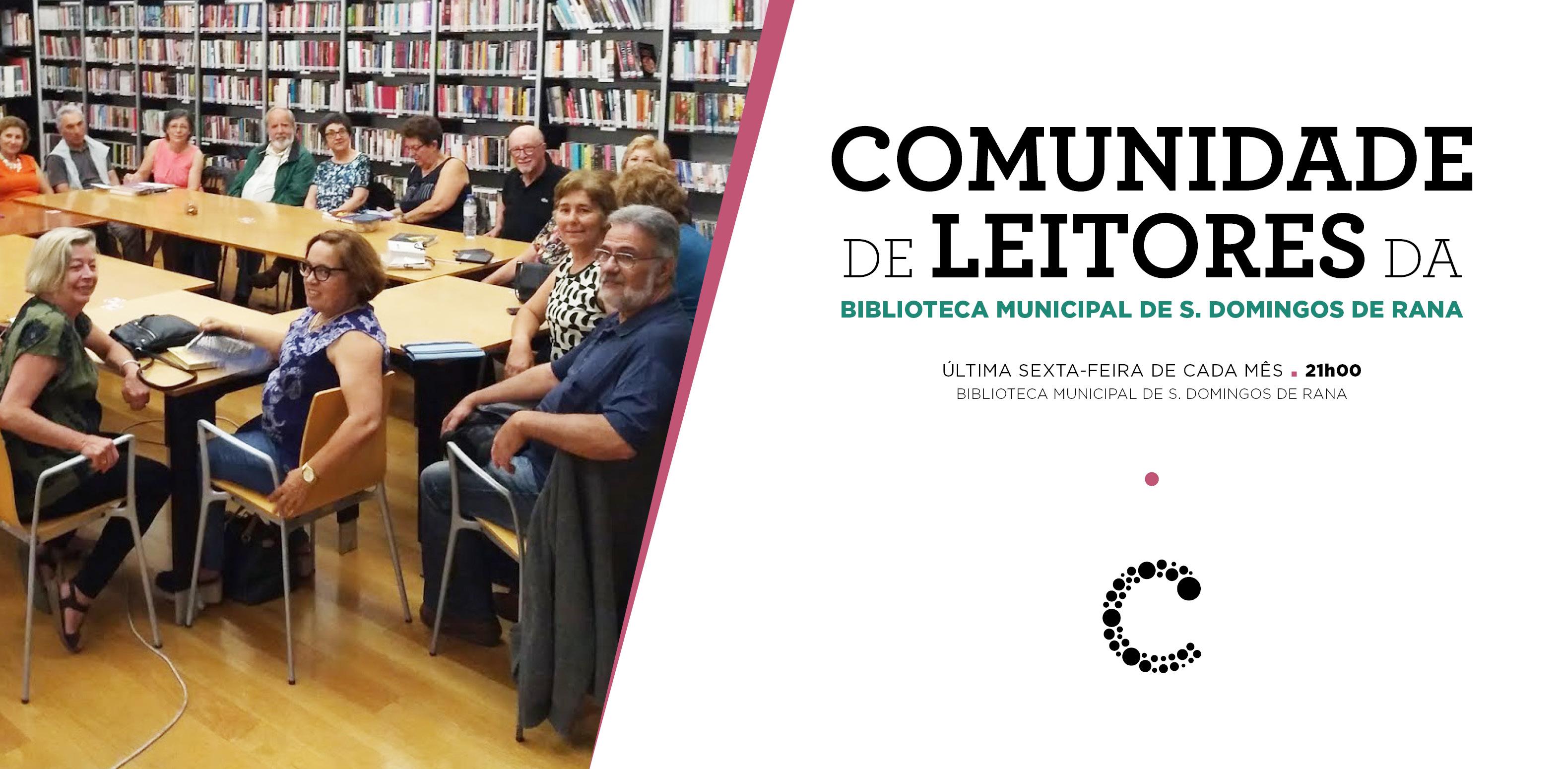 Com Olhos de Ler - Comunidade de Leitores