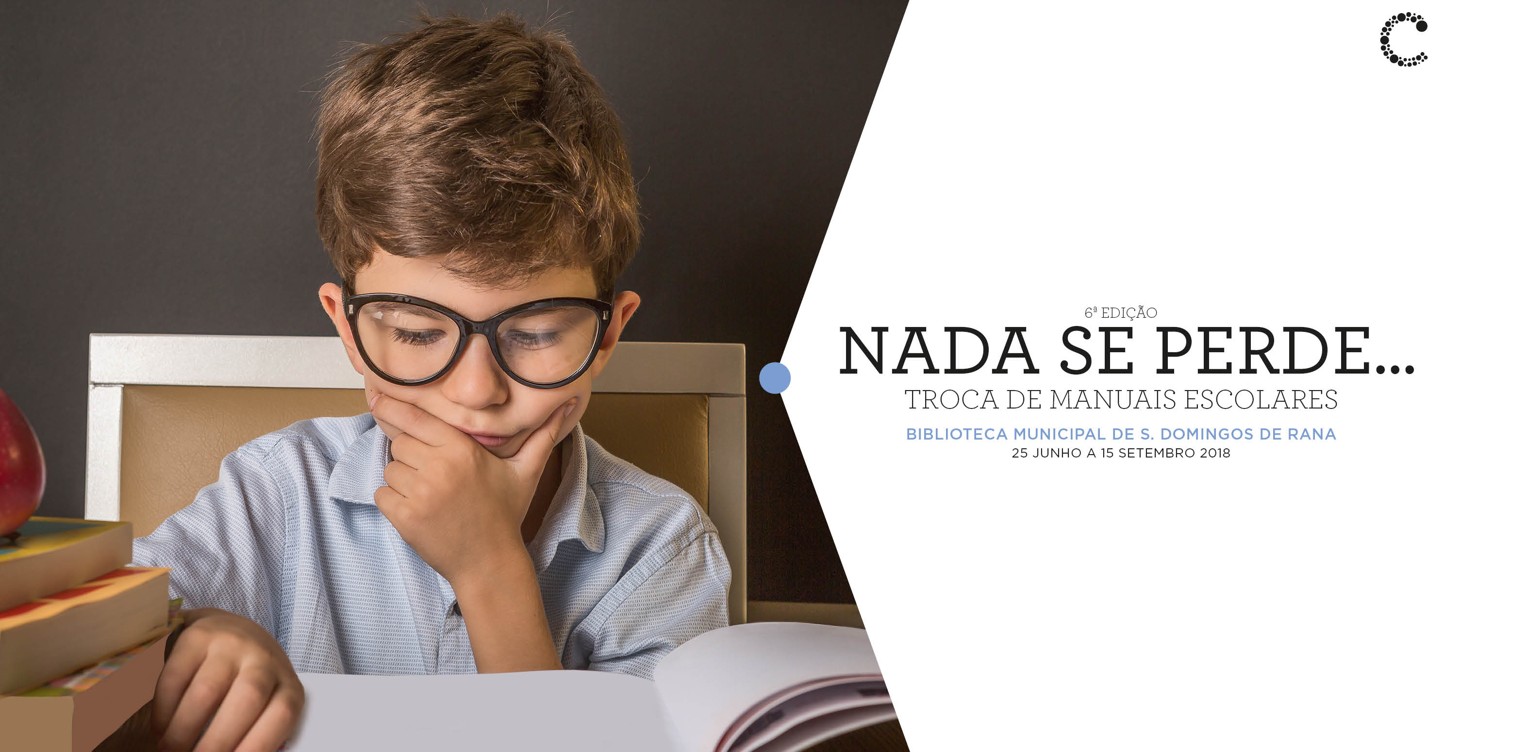 NADA SE PERDE… TROCA DE MANUAIS ESCOLARES