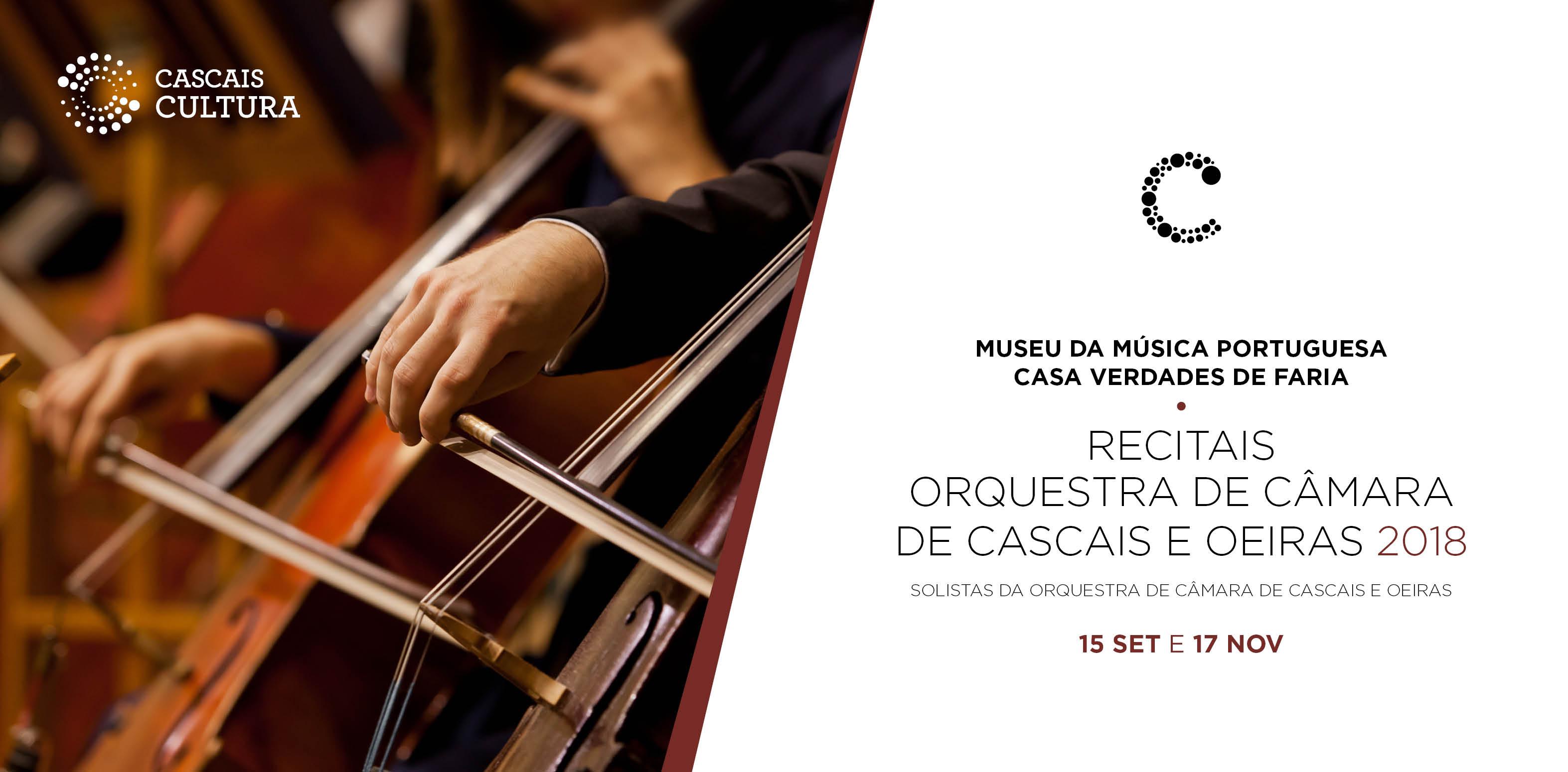 Recitais Da Orquestra de Câmara De Cascais e Oeiras 2018