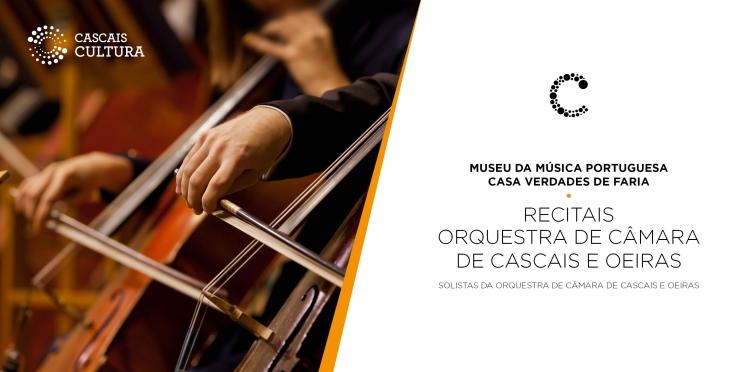 Recitais da Orquestra de Câmara de Cascais e Oeiras- 2018