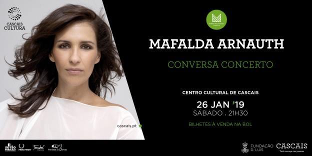 Mafalda Arnauth |  Conversa Concerto