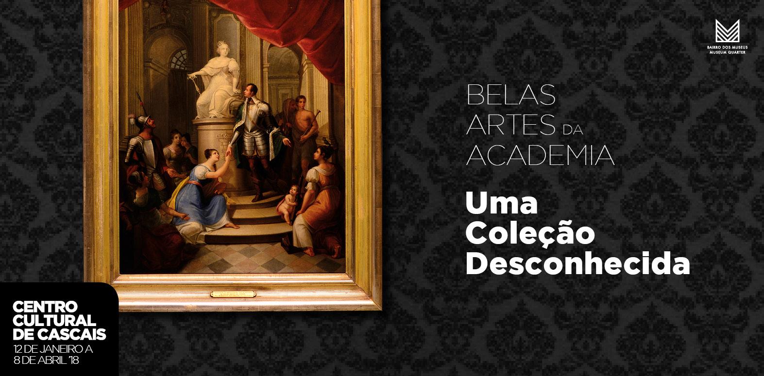 Belas Artes da Academia - Uma Coleção Desconhecida