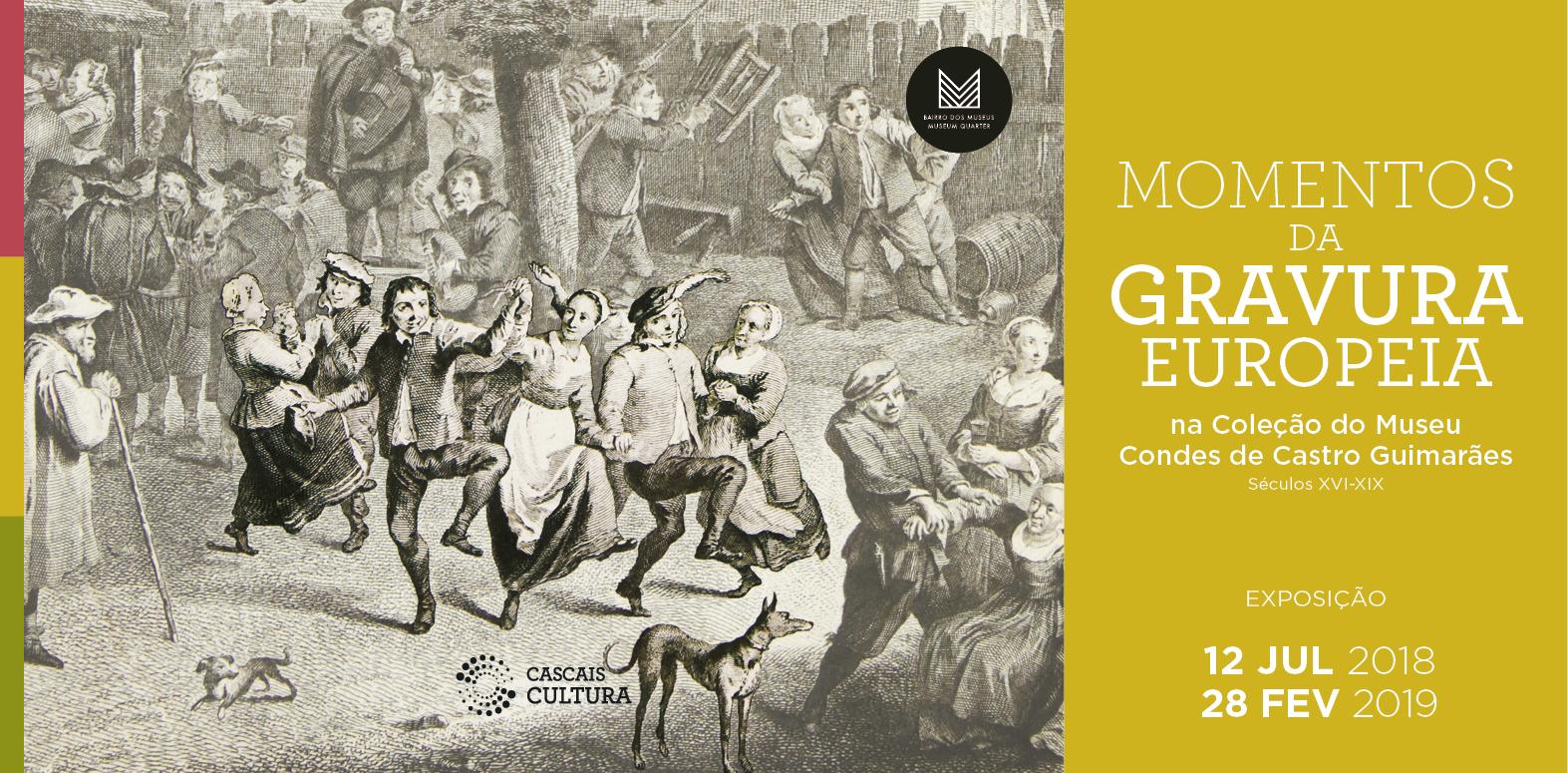 Momentos da Gravura Europeia na Coleção do Museu Condes de Castro Guimarães