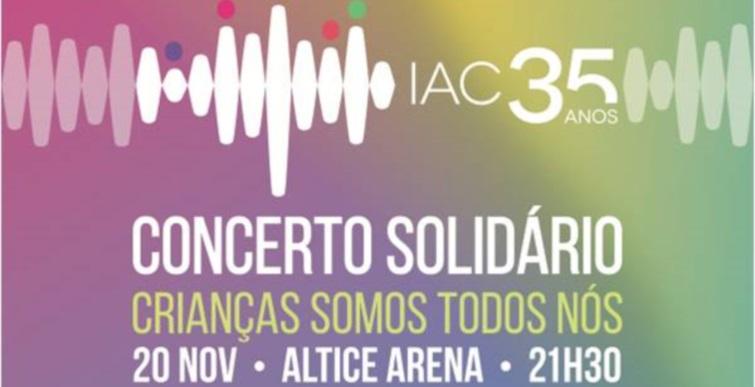 Concerto Solidário | Crianças Somos Todos Nós