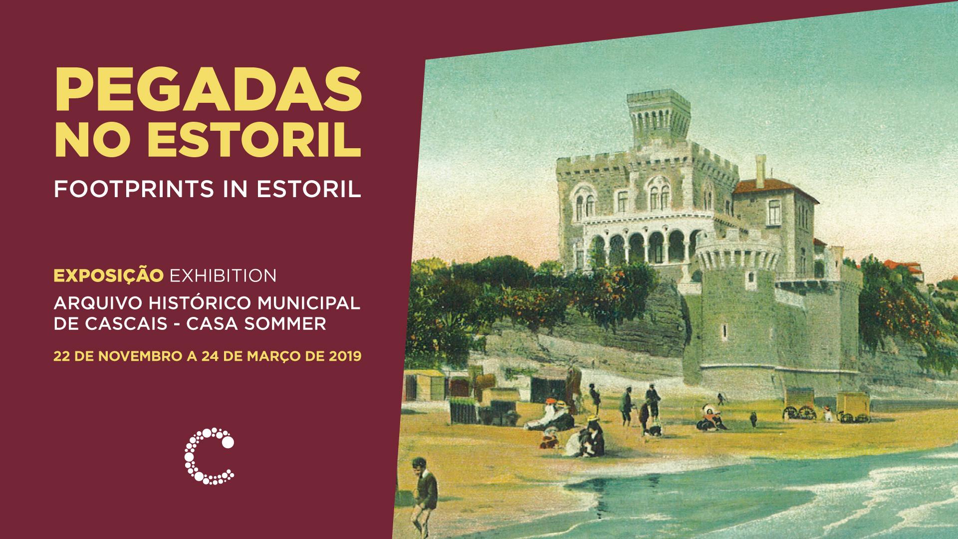 Exposição Pegadas no Estoril: Retratos do Mundo - Coleção de Helder Paraná Do Coutto