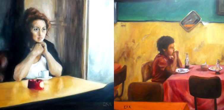 Retratos de Saudade | Portraits of Longing