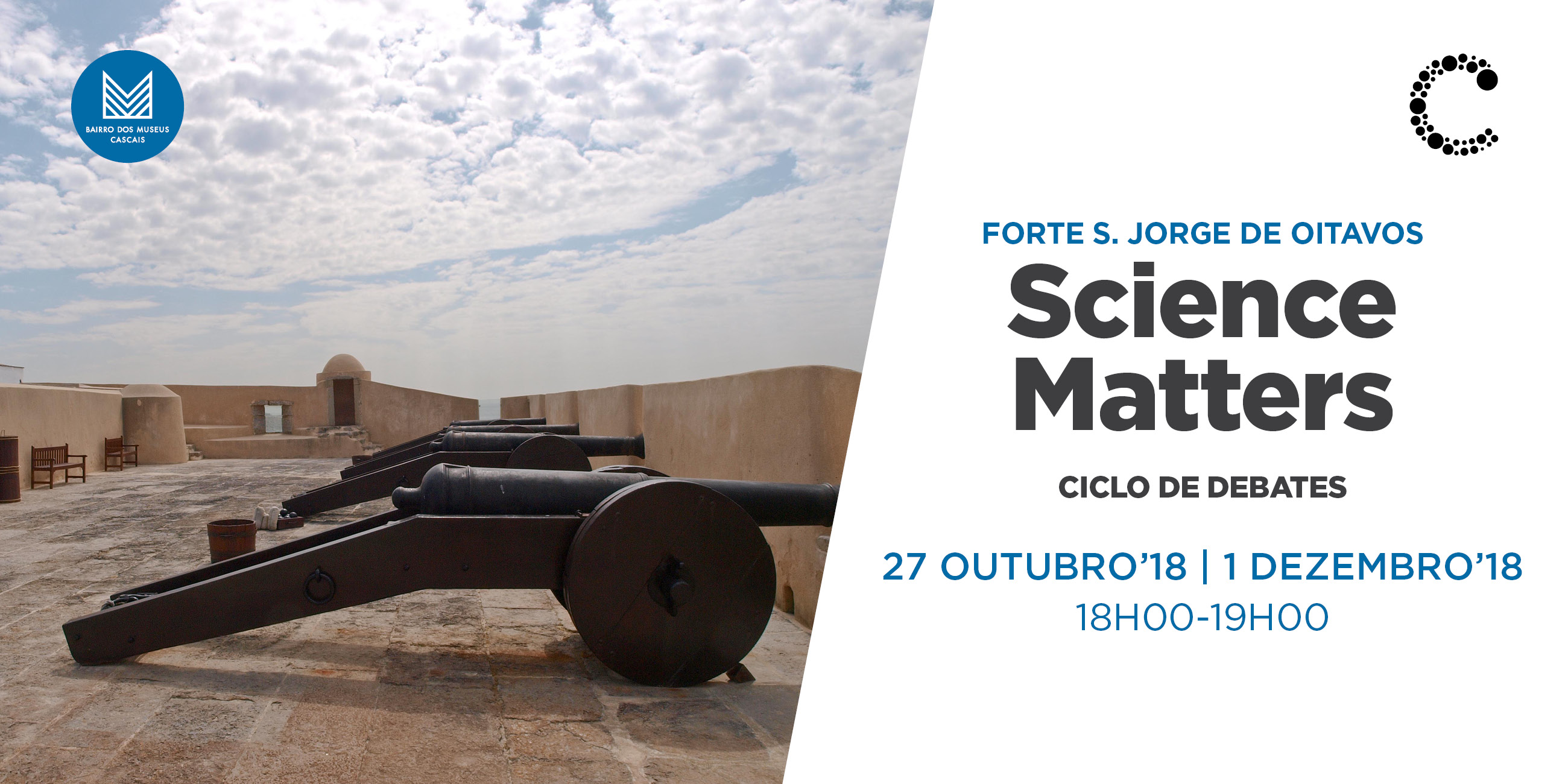 Projeto Science Matters
