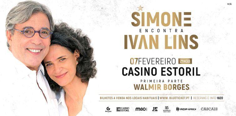 Simone Encontra Ivan Lins | Concerto
