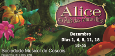 Alice no País das  ...