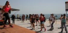 Verão Saudável é em Cascais   Ação na Praia do Tamariz