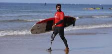 Ação surf adaptado 2020