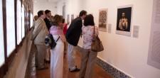 Inauguração da Exposição de Fotografia sobre o Czar Romanov