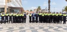 Presidente da Câmara dá as boas-vindas aos novos agentes da Polícia Municipal de Cascais