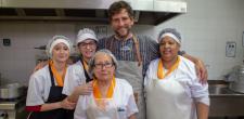 Chef Sebastião Castilho visita EB1 de Trajouce