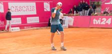 João Sousa e Pedro Sousa no Millennium Estoril Open