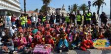Desfile de Carnaval EB1 José Jorge Letria de Cascais   2016