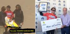 Pedro Henrique e Carol Henrique campeões nacionais de surf 2016