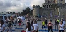 Fitness Sunset   Tamariz - 14 de Julho