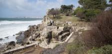 Limpeza do Forte de Santo António