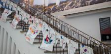 Inauguração dos Estendais dos Direitos da Criança no Concelho de Cascais