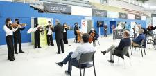 OCCO traz música clássica ao Centro de Vacinação de Alcabideche 2021