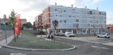 Requalificação  da Praça Mário Azevedo Gomes, Parede