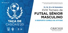 TAÇA DE CASCAIS 2020 | 24 Set - Final Torneio Futsal