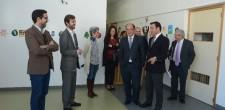 Carlos Carreiras e executivo visitam Centro de Tires