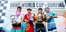 Vencedores Vans World Cup 2016 | Foto WSL Sunset16_Sloane