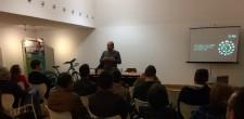 Miguel Pinto Luz, vice-presidente da CM, apresenta Mobi Cascais