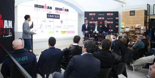 Conferência de Imprensa IronMan 2020
