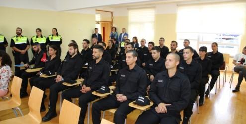 Polícia Municipal de Cascais forma novos agentes