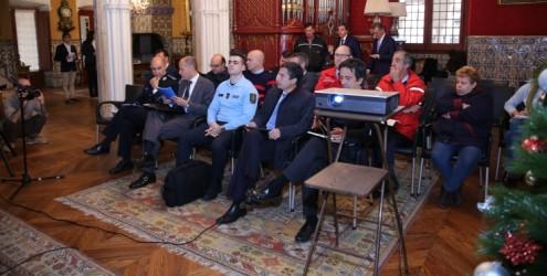 Balanço anual confirma estabilidade da segurança no concelho de Cascais
