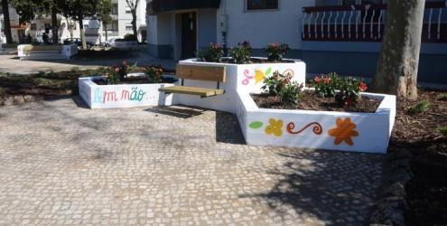 Mais estacionamento, novos espaços verdes e a Rua Machado dos Santos