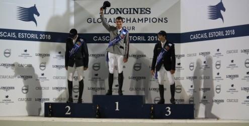 Longines Global Champions Tour Cascais CSI 5* 2018