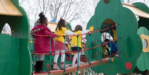 Inauguração Parque Infantil Tires