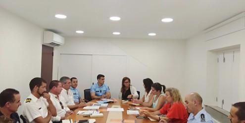 Reunião de segurança e organização antecipa Festas do Mar