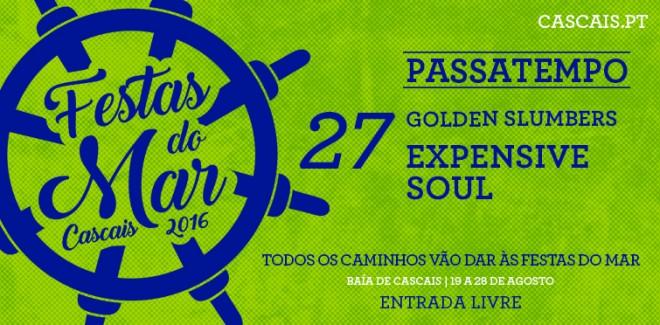 Hoje Expensive Soul e Golden  ...