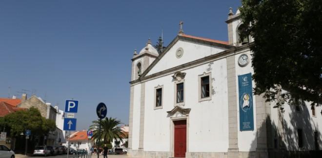 A Igreja de Nossa Senhora da  ...