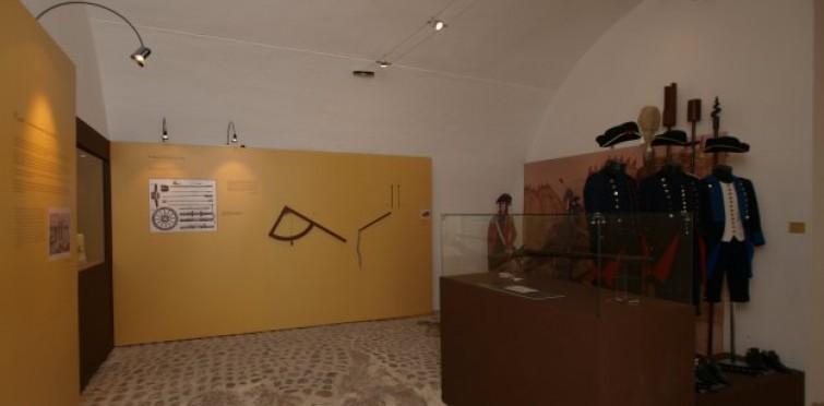 Cultura | Forte S. Jorge de Oitavos - Interior
