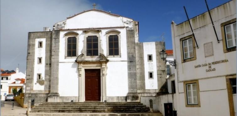 OP01 - Recuperação da Igreja da Santa Casa da Misericórdia de Cascais