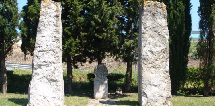 Monumento ao poeta árabe Ibn Mucana   Alcabideche