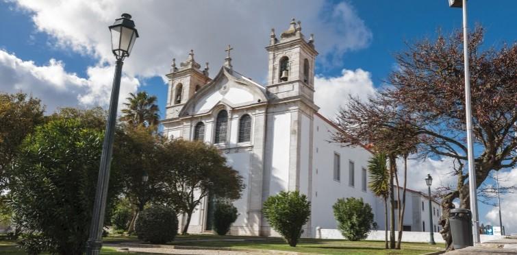 Igreja de S. Domingos de Gusmão | S. Domingos de Rana