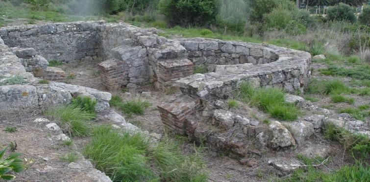 Villa romana de Casais Velhos | Areia