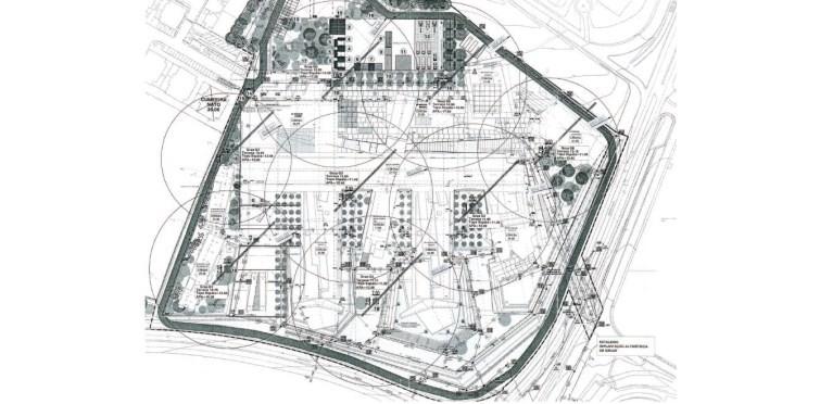 Estaleiro - Plano de Gruas (Mar.2017)