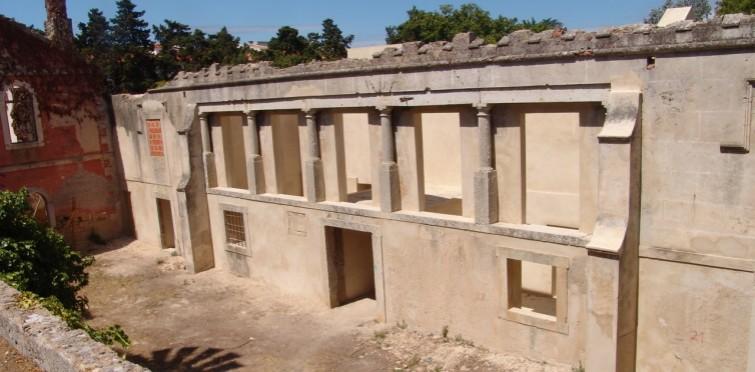 Ruínas do mosteiro Jesuíta na Quinta da Alagoa | Carcavelos
