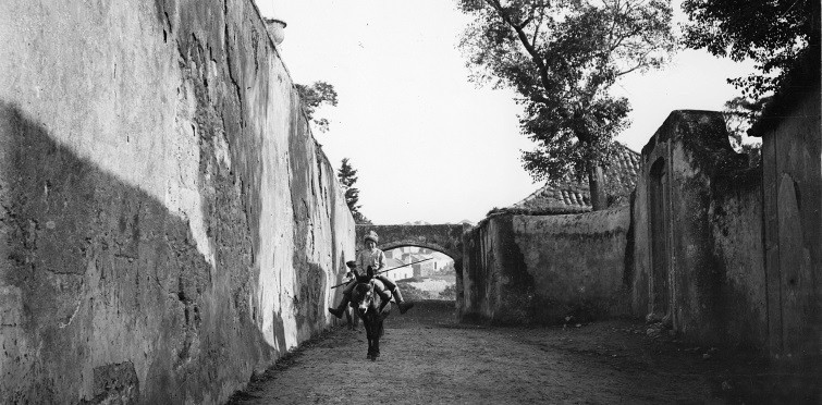 Quinta de Caparide, c. 1900